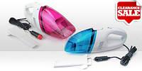 Автопылесос high power vacuum cleaner, Пылесос автомобильный с функцией сбора воды