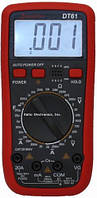 Мультиметр цифровой DT-61