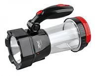 Кемпинговый фонарь YJ-5837 аккумуляторный, лампа-фонарь
