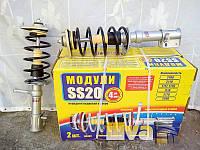 Модуль передней подвески стойка в сборе SS20 ВАЗ Приора 2170 2171 2172 под бочкообразную пружину сс20