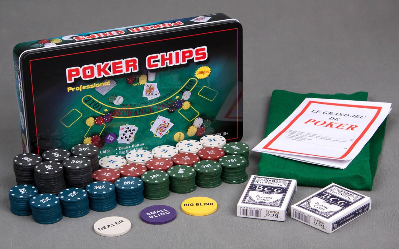 Азартна гра покер