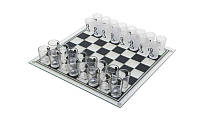 Алко игра пьяные шахматы со стопками, набор пьяные шахматы, алко шахматы