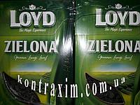 Чай листовой LOYD Зеленый (100гр)