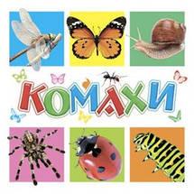 Зірка Картон Книжечки для найменших Комахи, фото 3
