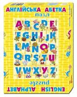 Зірка Пазли Абетка Англійська 36 елементів