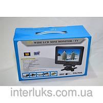 Автомобильный телевизор 7 дюймов, фото 2