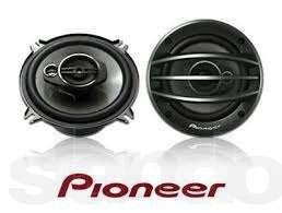 Автомобильные колонки Pioneer TS-A1374S мощность 250W