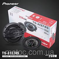 Автомобильные колонки Pioneer TS-A1374S мощность 250W, фото 5