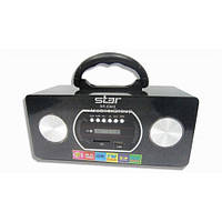 Портативные MP3 колонки USB SD карт FM Star 8949