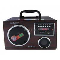Портативные MP3 колонки от USB SD карт FM Star 810