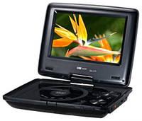 Портативный DVD плеер с TV тюнером LG-777 TFT 7,2