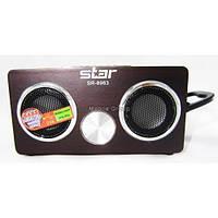 Портативные MP3 колонки USB SD карт FM Star 8963