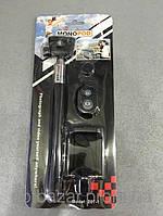 Монопод Селфи Monopod для смартфонов и экшн камер Z07-1 черный