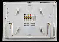 Домофон 806 С видео и фото регистрацией c датчиком движения на SD карту до 32Gb + 2 видеовхода, фото 3