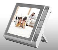 Домофон 806 С видео и фото регистрацией c датчиком движения на SD карту до 32Gb + 2 видеовхода, фото 7