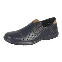 Туфли мужские Rieker 01357-00, фото 1