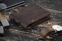 Зажим для денег кожаный mod.Stayer brown classic коричневый