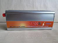Инвертор напряжения, преобразователь 24/220V - 2500W, фото 5