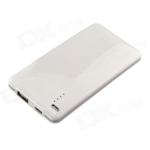 Зарядное устройство для моб. телефона 4000mAh slim