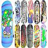 Скейт детский 3108 А / 466-614 колеса PVC разные цвета