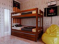 Кровать двухъярусная Твикс