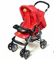Коляска прогулочная TILLY Baby Star ВТ-608 RED /1/