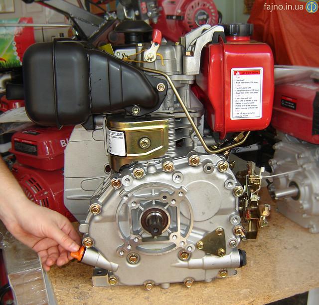Двигун WEIMA (Вейма) WM178F (6 к.с., дизель)
