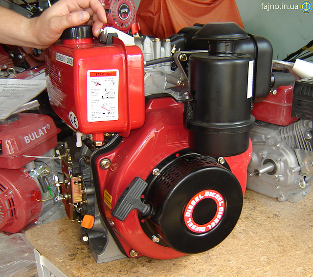 Двигун дизельний для мотоблоки WEIMA (Вейма) WM178F