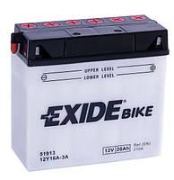 Мото аккумулятор EXIDE 12Y16A-3A