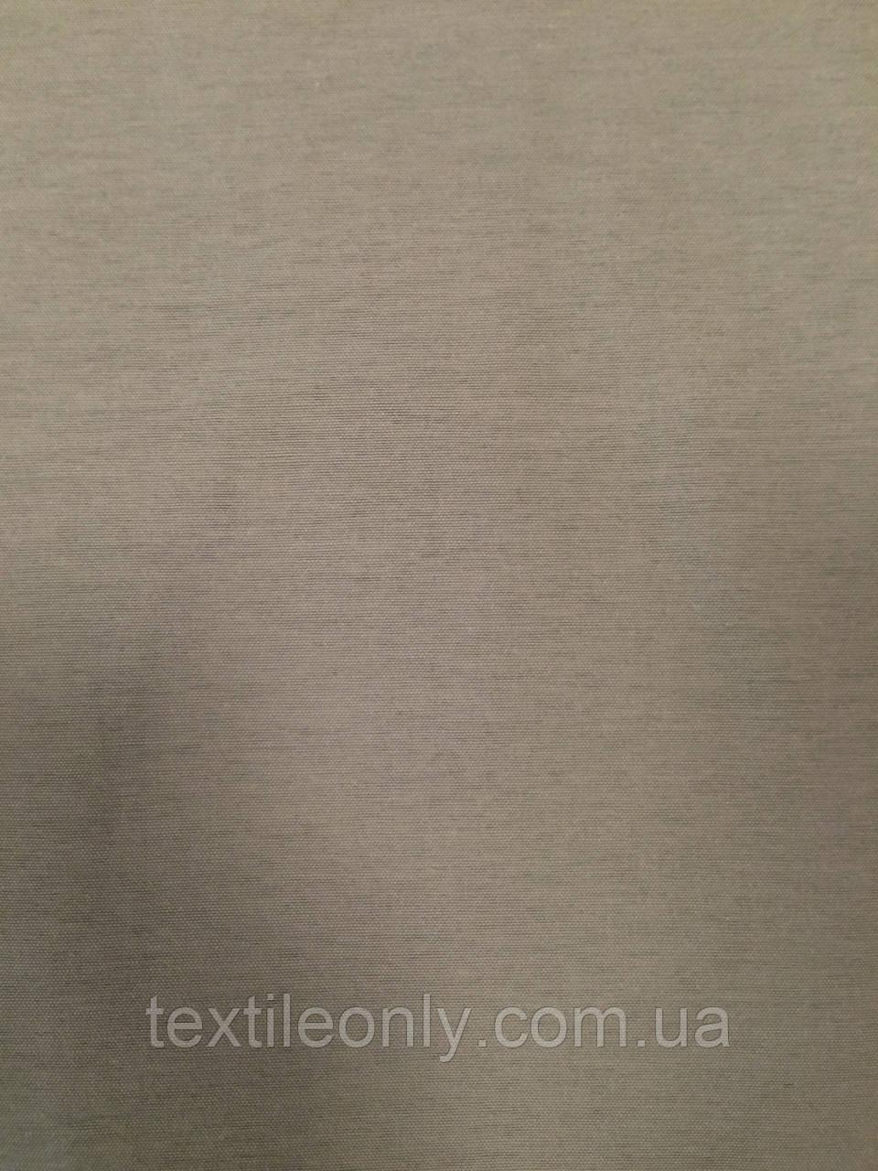 Ткань Парашют хб серый