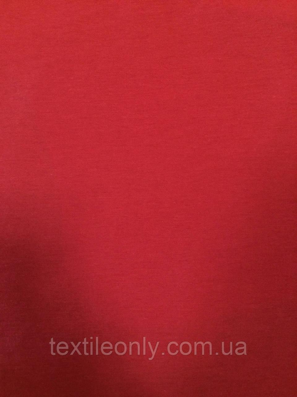 Ткань Парашют хб красный