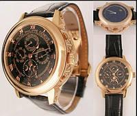 Часы мужские patek philippe sky moon Tourbillon отличное качество