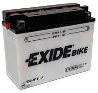 Мото аккумулятор EXIDE Y50-N18L-A