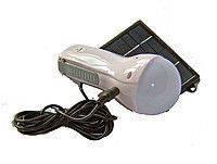 Фонарик с солнечной панелью GD 653s