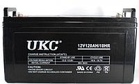 Аккумулятор  BATTERY GEL.  12V 120A
