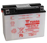 Мото аккумулятор YUASA Y50-N18L-A