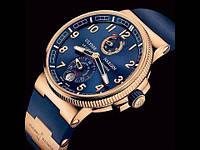 Часы мужские наручные Ulysse Nardin (улисс нардан) кварц