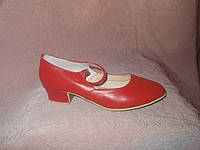 Туфли танцевальные (народные) Н-4