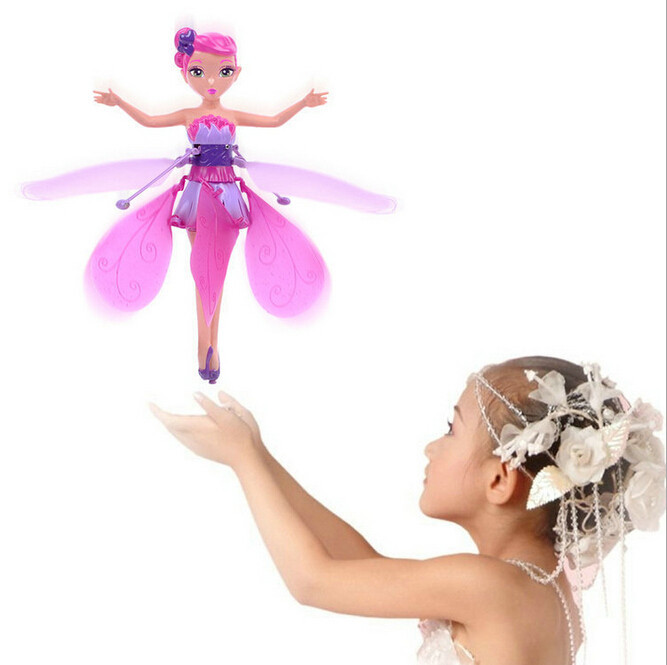 Игрушка Кукла TOY Fly Fairy AQ 0858