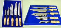 Набор ножей для суши F105A, фото 4