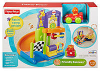 Fisher-Price Дружеский Расерс, Friendly Racers