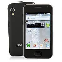 Смартфон Samsung S5830 black duos, Android, Wi-Fi, 2 SIM копия