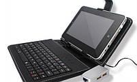 Чехол клавиатура для планшета   7 BT, фото 4