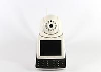 GSM сигнализация HG160WA видео телефон Net Camera Ip P2P Интернет видео камера - телефон 3 в 1