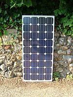 Солнечная панель Solar board 10W 12V (солнечная батарея), фото 2