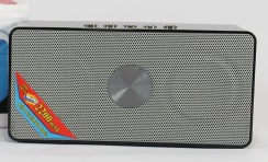 Радио, колонка SPS WS 768 +BT