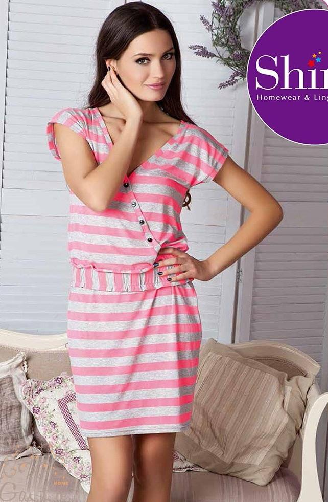 Модная туника-платье