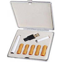 Электронная сигарета в портсигаре, Е-cigarette in cigarette case