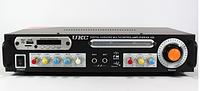 Усилитель звука UKC AMP AK-123+караоке