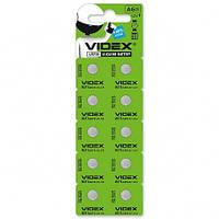 Батарейка часовая Videx AG 11(LR721)